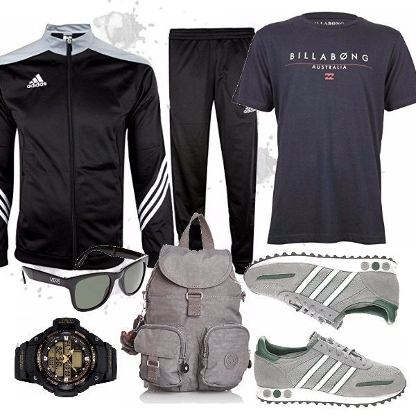 Outfit Sportivo