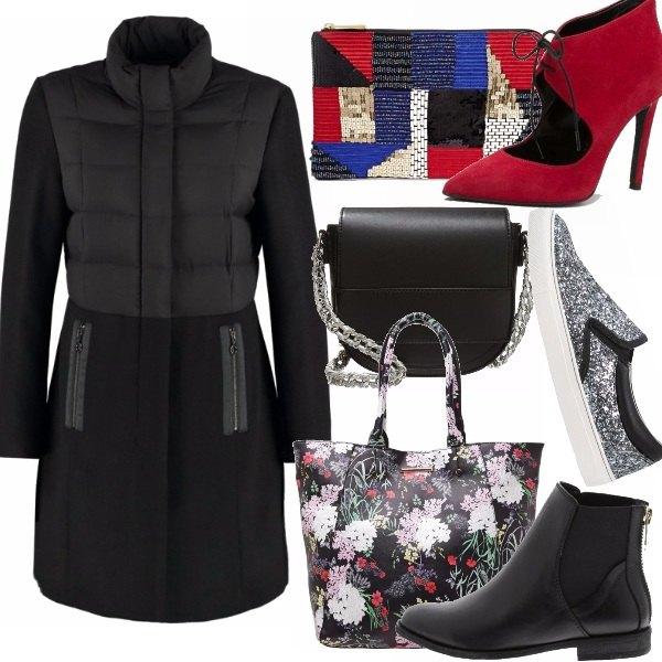 Outfit Piumino o cappotto?