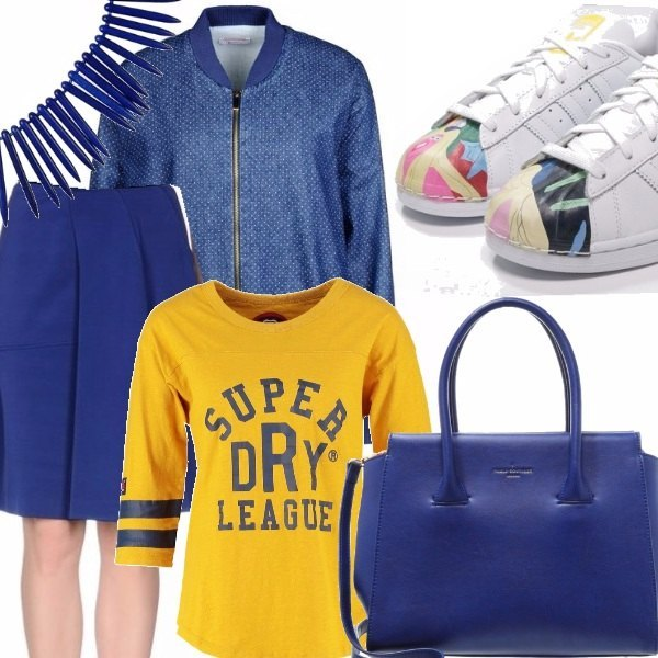 Outfit Sport vibe