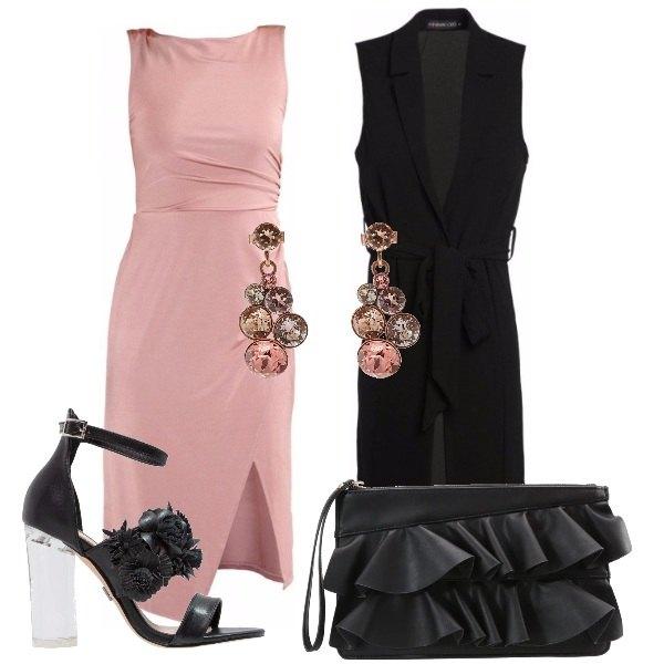 Outfit Lo smanicato chic
