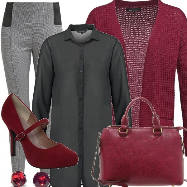 Outfit Mamma glam
