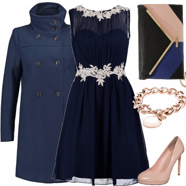 Outfit Fall in navy