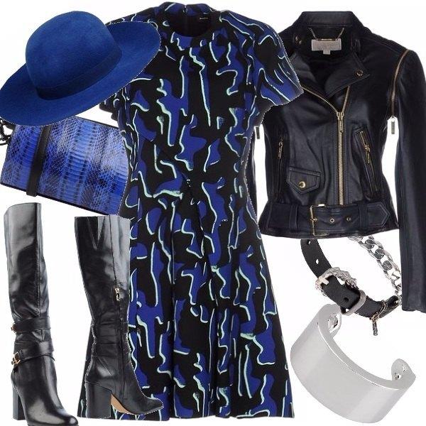 Outfit Un po' di rock nel bon ton
