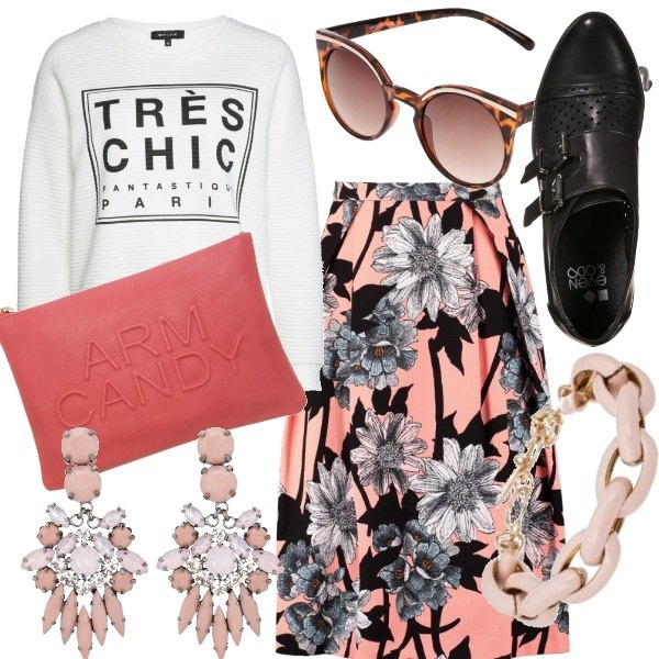 Outfit Très chic