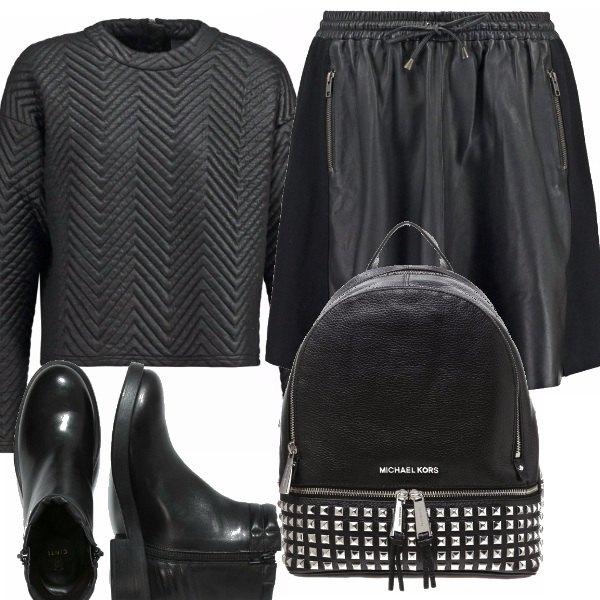 Outfit Futuristico
