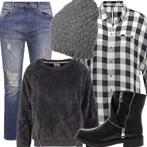 Outfit Solo il meglio per l'inverno