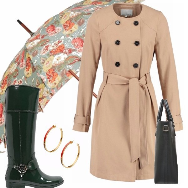 Outfit Piove
