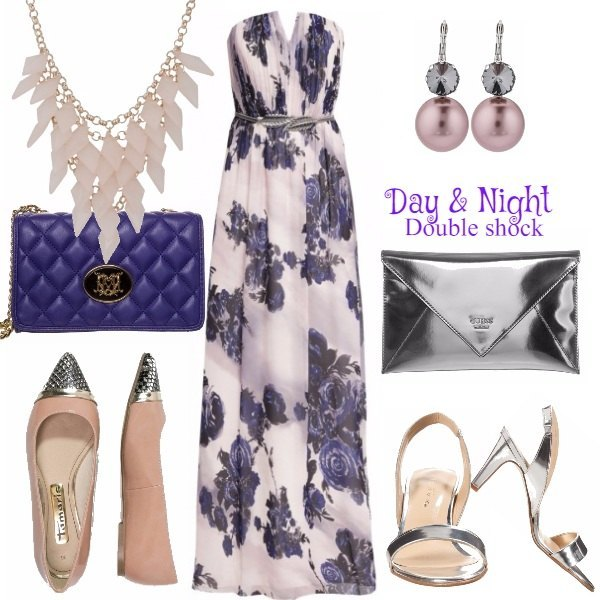 Outfit DAY & NIGHT - Double shock