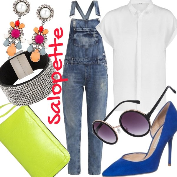 Outfit Salopette