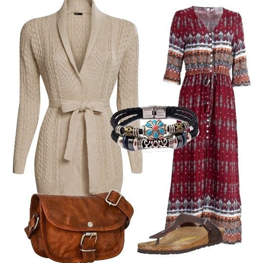 Outfit Sapore etno