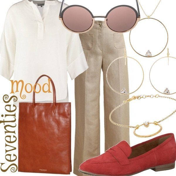 Outfit Seventies  Mood