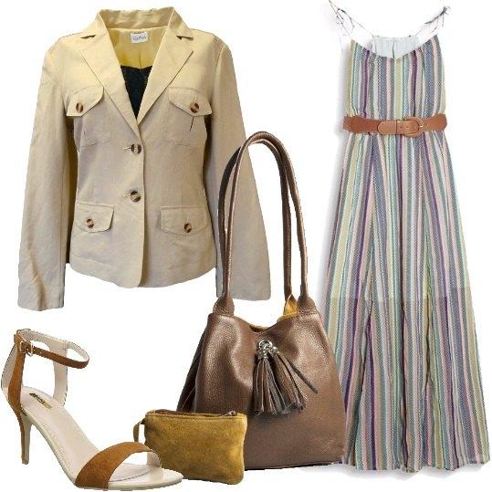 Outfit La giacca safari