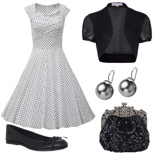 Outfit Una piccola perla