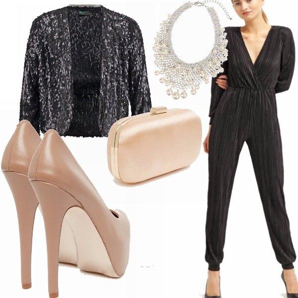 Outfit Regina per una notte