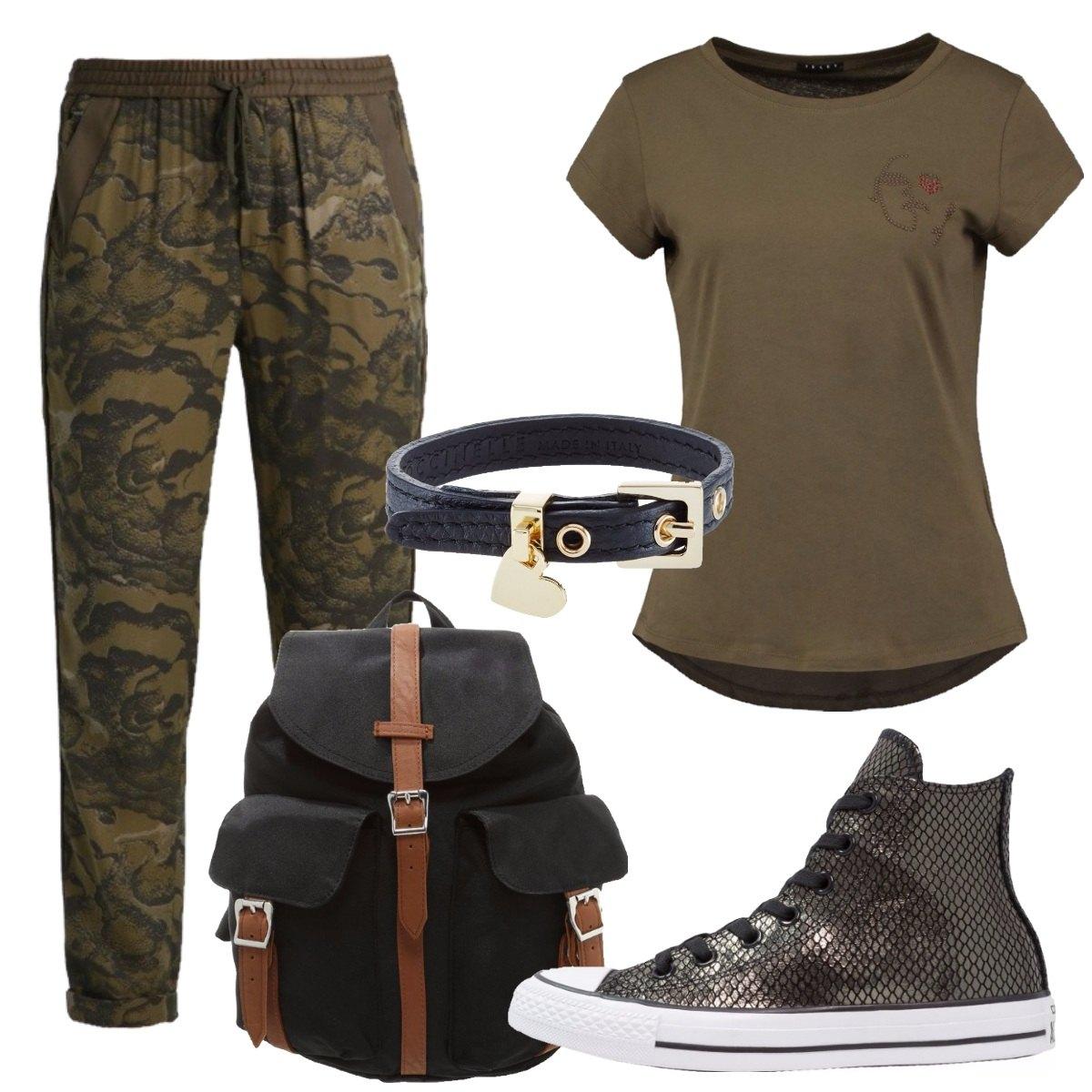 Outfit A spasso per la città