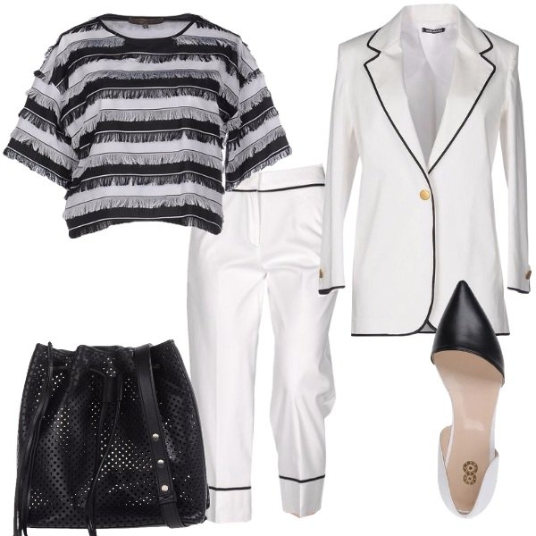Outfit In tailleur