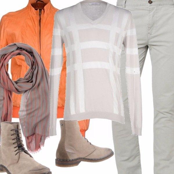 Outfit Un uomo che ama vestire