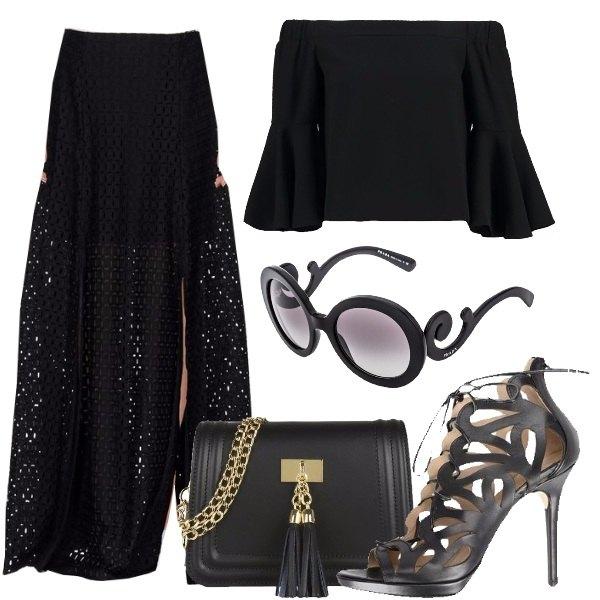 Outfit Come una diva