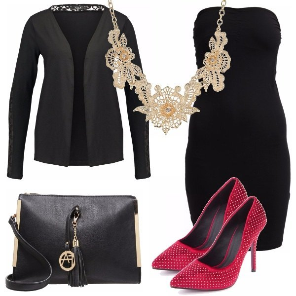 Outfit Il look in...festa & low