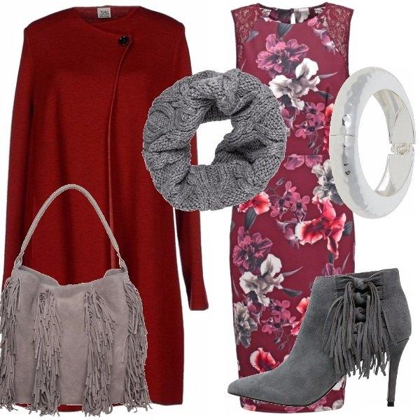 Outfit Fiori d'inverno