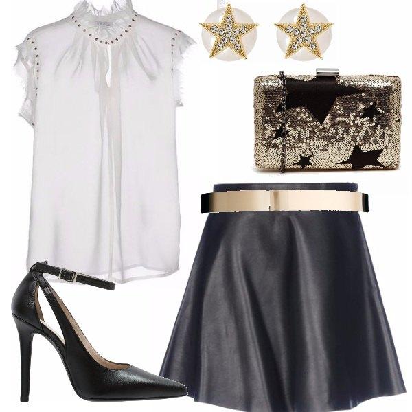 Outfit Capodanno di stelle