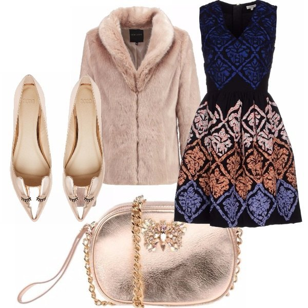 Outfit Rosa barbie!