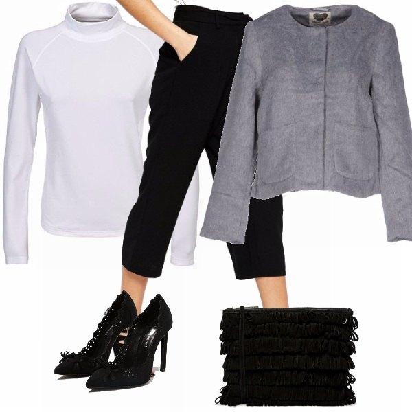 Elegante a prescindere outfit donna Urban | Bantoa