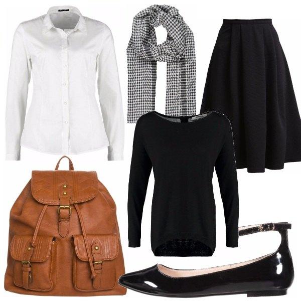 Outfit Uniforme scolastica