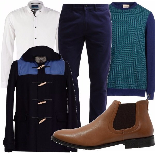 Outfit English style
