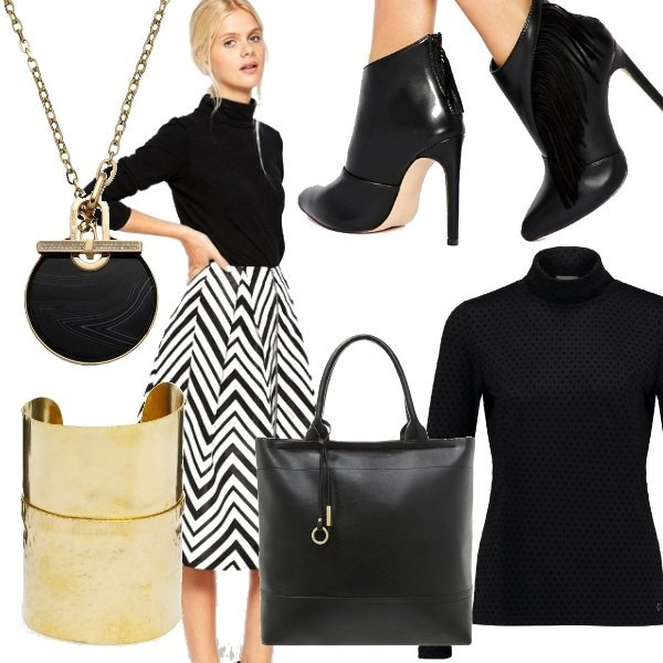 Outfit Gonna midì must have