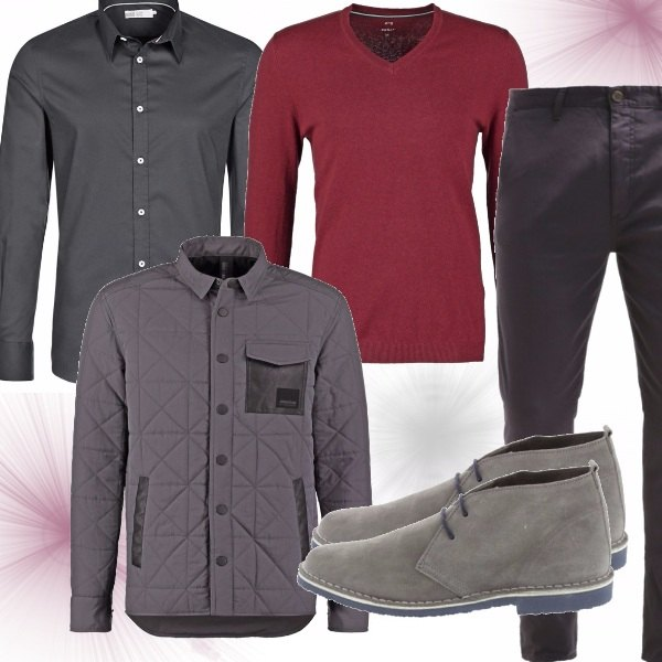 Outfit Set uomo - look in low