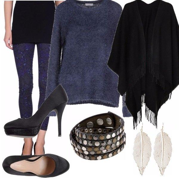 Outfit A capodanno perfetta con poco