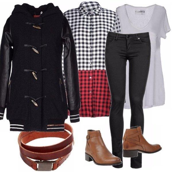 Outfit In giro a fare regali