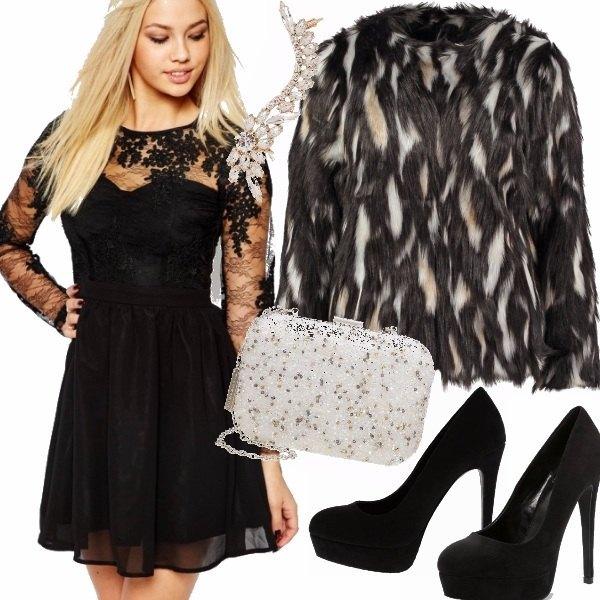 Outfit Look di capodanno