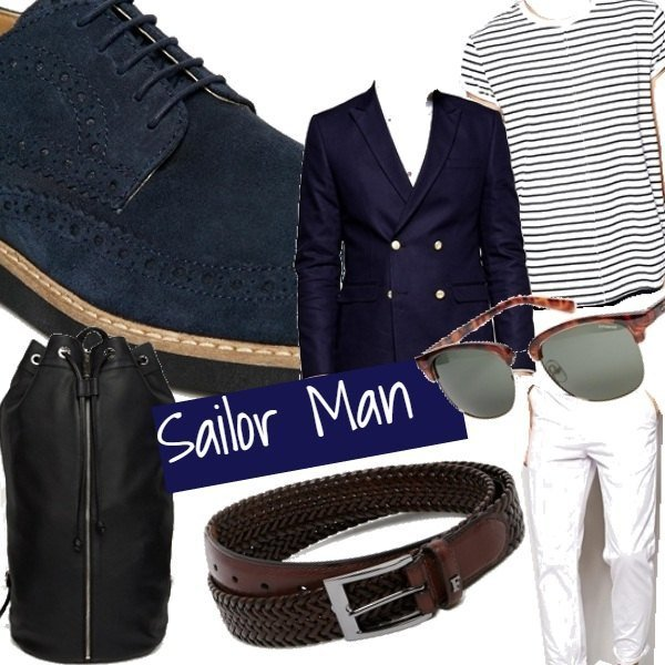 Outfit Sailor man