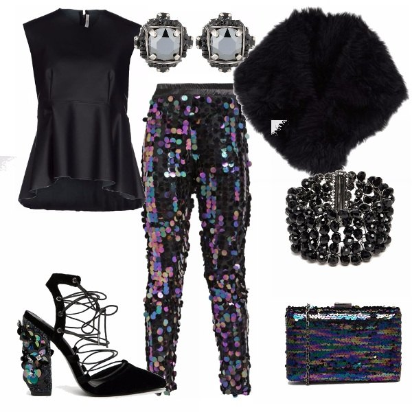 Outfit Dark pialletes