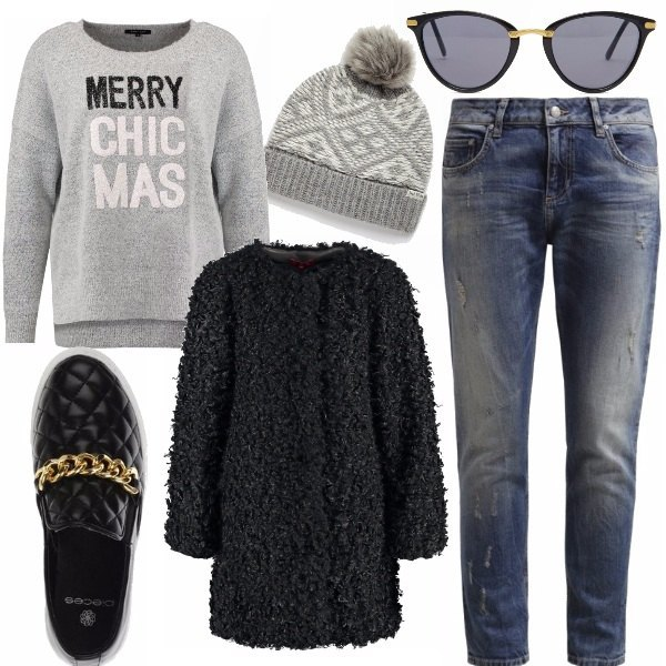 Outfit Merry chicmas