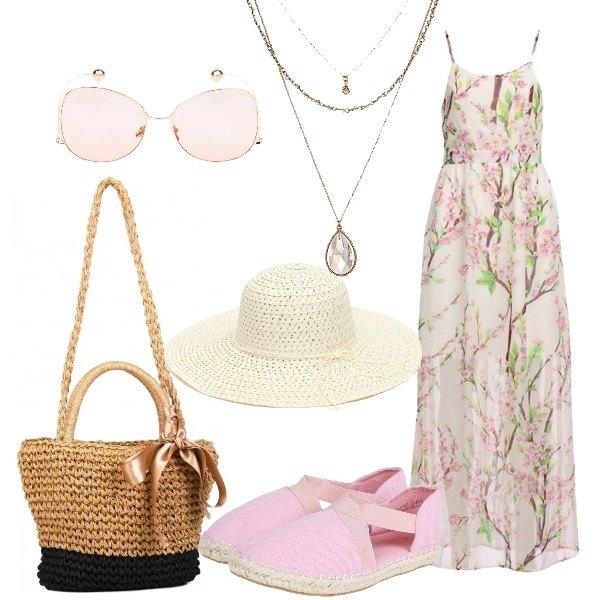 Outfit Passeggiata fra i ciliegi