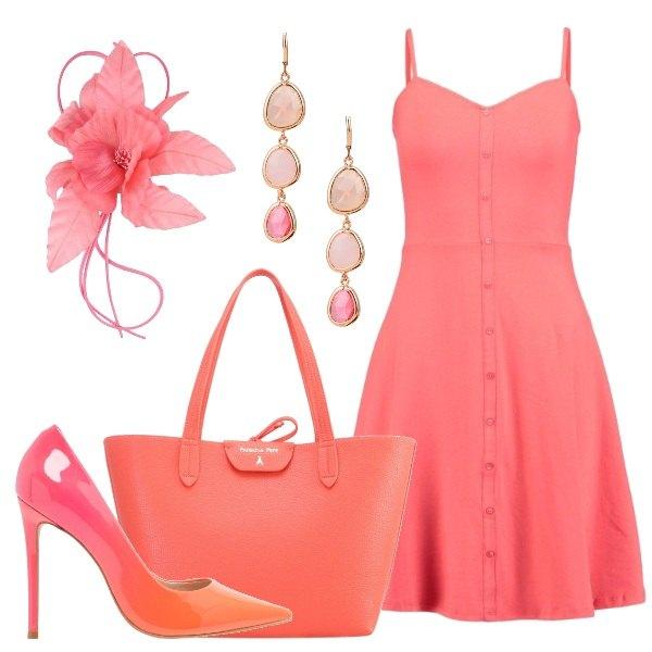 Outfit Una spilla preziosa
