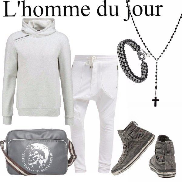 Outfit L'HOMME DU JOUR