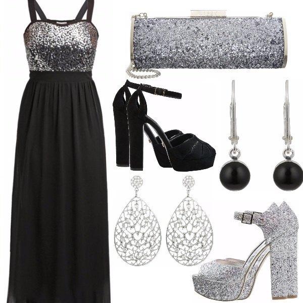 Outfit Curve e glitter!