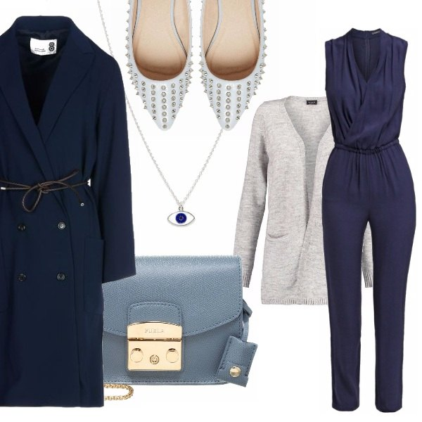 Outfit Blue jasmine
