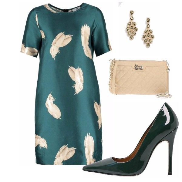 Outfit La leggerezza delle piume