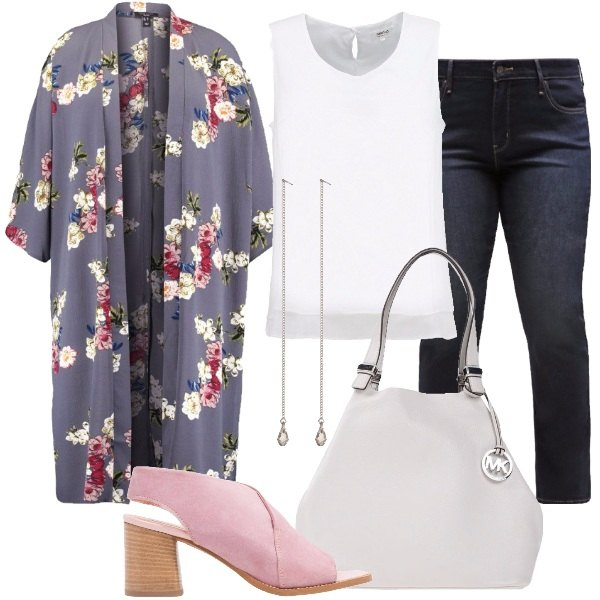 Outfit La vestaglia di tendenza