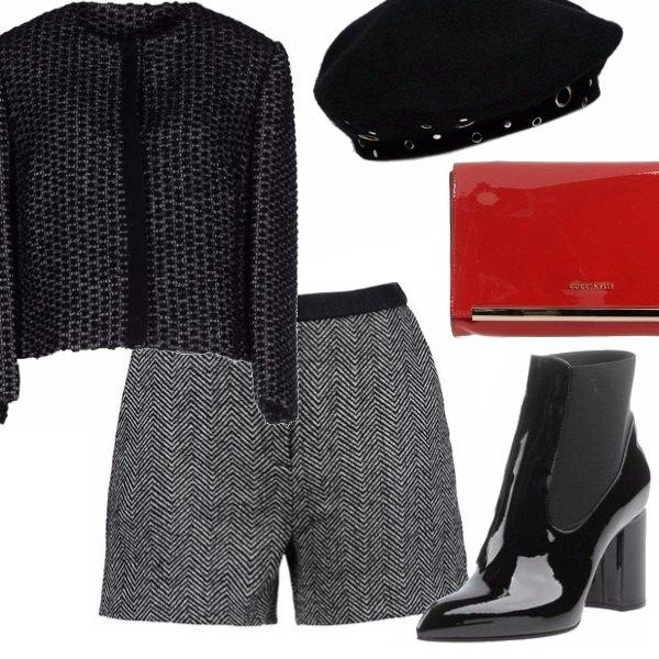 Outfit Feste in shorts caldi