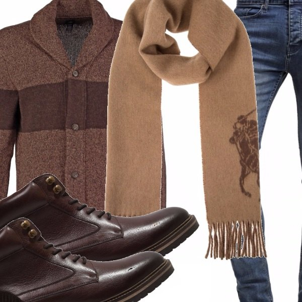 Outfit Sugar brown