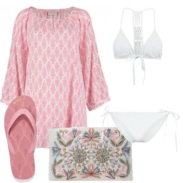 Outfit Subito in spiaggia