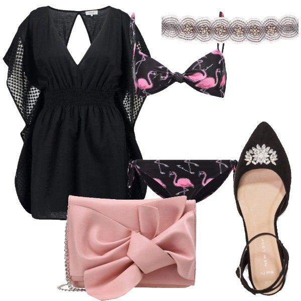 Outfit Invito serale in spiaggia