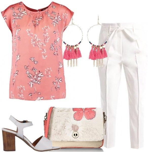 Outfit Colori delicati per il giorno