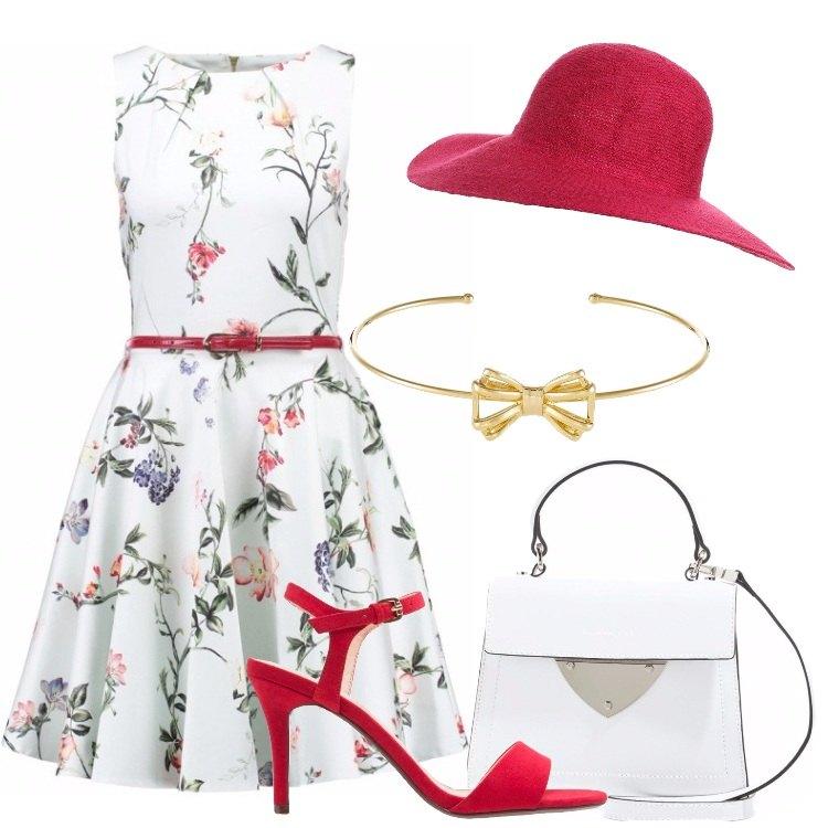 Outfit L'abito a fiori